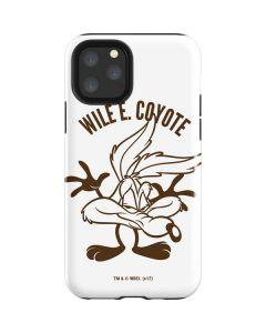 Wile E Coyote Big Head iPhone 11 Pro Impact Case