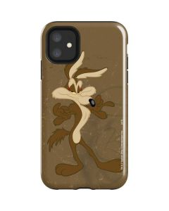 Wile E Coyote Double iPhone 11 Impact Case