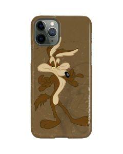 Wile E Coyote Double iPhone 11 Pro Lite Case