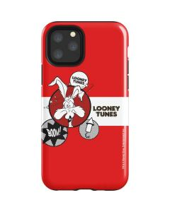 Wile E Coyote Red Stripes iPhone 11 Pro Impact Case