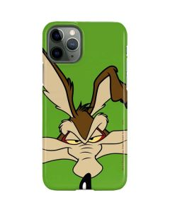 Wile E Coyote Zoomed In iPhone 11 Pro Lite Case