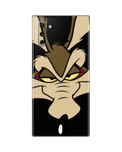 Wile E. Coyote Smile Galaxy Note 10 Skin