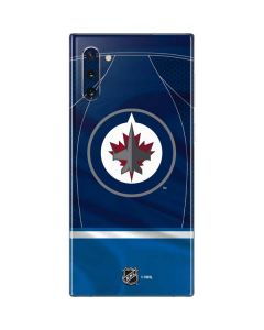 Winnipeg Jets Jersey Galaxy Note 10 Skin