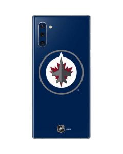 Winnipeg Jets Logo Galaxy Note 10 Skin