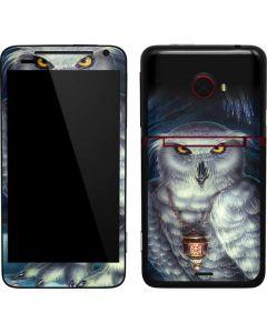 White Owl EVO 4G LTE Skin