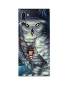 Wizards Messenger Owl Hedwig Galaxy Note 10 Skin