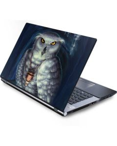 White Owl Generic Laptop Skin