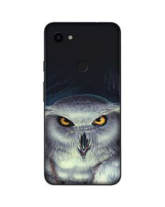 Wizards Messenger Owl Hedwig Google Pixel 3a Skin