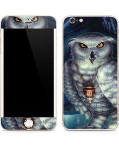 White Owl iPhone 6/6s Plus Skin