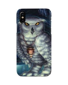 Wizards Messenger Owl Hedwig iPhone XS Max Lite Case