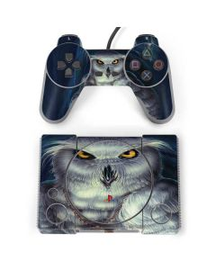 Wizards Messenger Owl Hedwig PlayStation Classic Bundle Skin