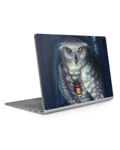 Wizards Messenger Owl Hedwig Surface Book 2 15in Skin