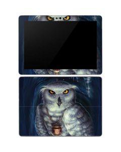 White Owl Surface Go Skin