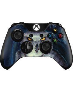 White Owl Xbox One Controller Skin