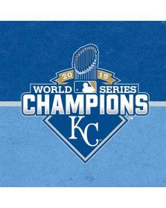 Kansas City Royals 2015 World Series Champions Generic Laptop Skin