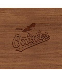 Baltimore Orioles Engraved Amazon Echo Skin