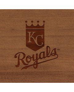 Kansas City Royals Engraved Generic Laptop Skin