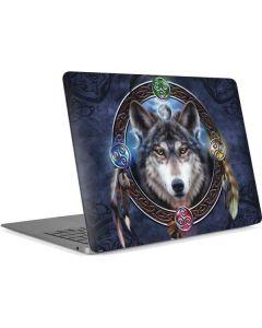 Wolf Symbols Apple MacBook Air Skin