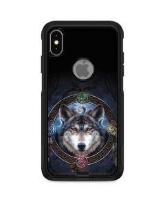 Wolf Symbols Otterbox Commuter iPhone Skin