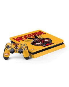 Wolverine PS4 Slim Bundle Skin