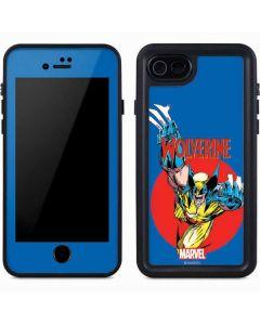 Wolverine Weapon X iPhone 7 Waterproof Case