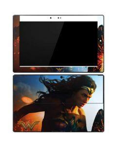Wonder Woman Action Shot Surface RT Skin