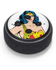 Wonder Woman Amazon Echo Dot Skin