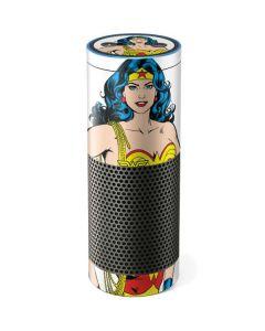 Wonder Woman Amazon Echo Skin
