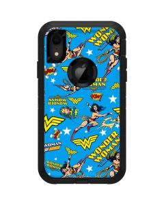Wonder Woman Blast Otterbox Defender iPhone Skin