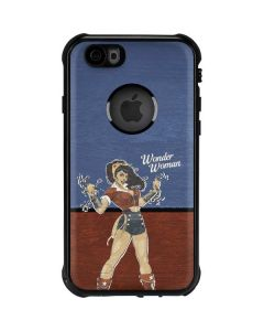 Wonder Woman Bombshell iPhone 6/6s Waterproof Case