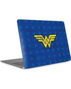 Wonder Woman Emblem Apple MacBook Air Skin