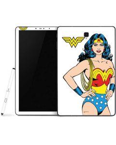 Wonder Woman Samsung Galaxy Tab Skin
