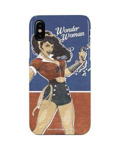 Wonder Woman Bombshell iPhone XS Max Lite Case