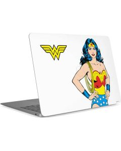 Wonder Woman Apple MacBook Air Skin