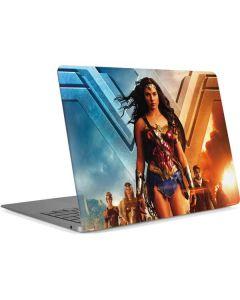 Wonder Woman Unconquerable Warrior Apple MacBook Air Skin