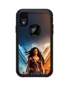 Wonder Woman Unconquerable Warrior Otterbox Defender iPhone Skin