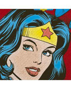 Wonder Woman Vintage Profile Playstation 3 & PS3 Slim Skin