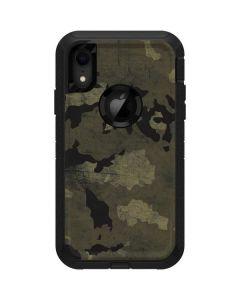 Wood Camo Otterbox Defender iPhone Skin