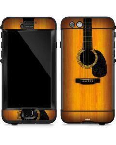 Wood Guitar LifeProof Nuud iPhone Skin