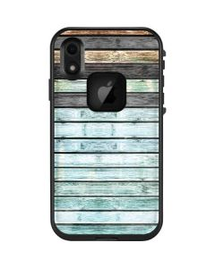 Wooden Stripes LifeProof Fre iPhone Skin