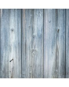 Weathered Blue Wood LifeProof Nuud iPhone Skin