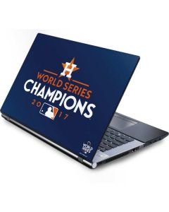 World Series Champions 2017 Houston Astros Generic Laptop Skin