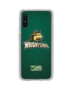 Wright State Galaxy A10e Clear Case