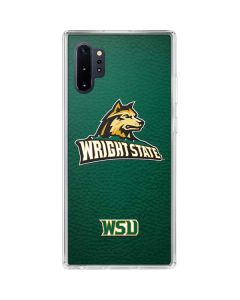 Wright State Galaxy Note 10 Plus Clear Case