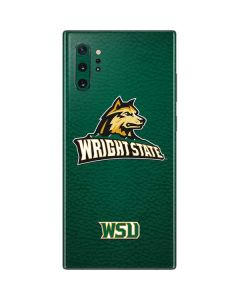 Wright State Galaxy Note 10 Plus Skin