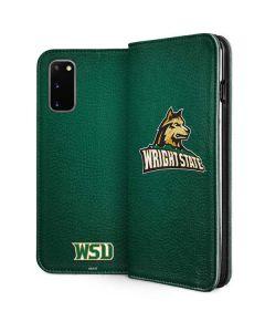 Wright State Galaxy S20 Folio Case