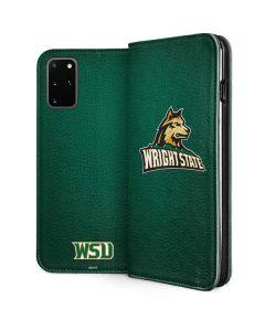 Wright State Galaxy S20 Plus Folio Case