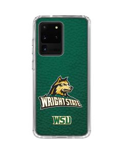Wright State Galaxy S20 Ultra 5G Clear Case