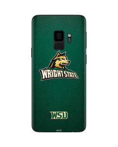 Wright State Galaxy S9 Skin