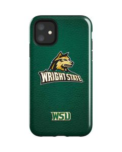 Wright State iPhone 11 Impact Case